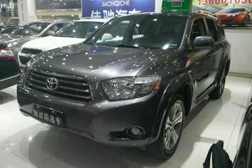 丰田 汉兰达 2011款 2.7 自动 豪华版7座前驱