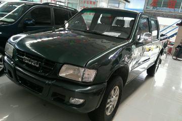 五十铃 五十铃皮卡 2009款 2.8T 手动 基本型四驱 柴油