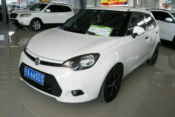 MG MG3 2012款 1.3 自动 舒适版