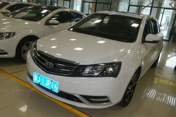 吉利汽车 帝豪两厢 2014款 1.3T 手动 精英型