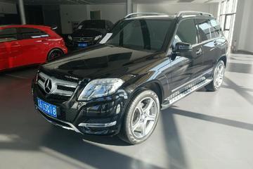 奔驰 GLK级 2013款 3.0 自动 GLK300豪华型四驱 改款