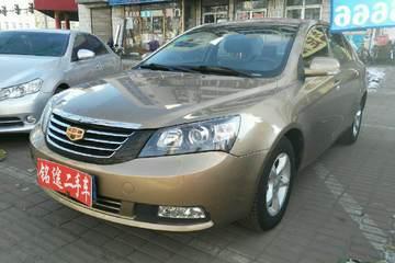 吉利汽车 EC7经典三厢 2012款 1.5 手动 超悦型
