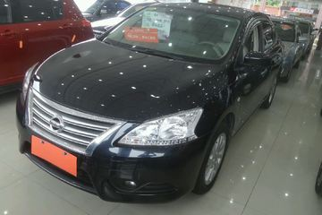 日产 轩逸 2012款 1.6 手动 XL豪华版
