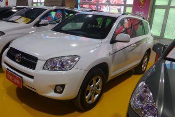 丰田 RAV4 2009款 2.0 手动 豪华型前驱