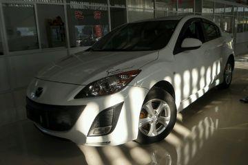 马自达 马3星骋三厢 2011款 1.6 自动 精英型