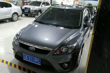 福特 福克斯两厢 2011款 1.8 手动 舒适型