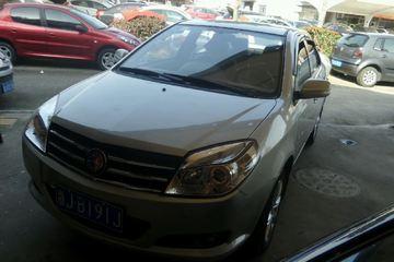 吉利汽车 金刚三厢 2010款 1.5 手动 导航型二代