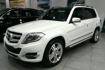 奔驰 GLK级 2013款 3.0 自动 GLK300时尚型四驱 改款
