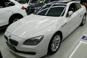宝马 6系双门轿跑 2012款 3.0T 自动 640i