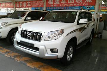 丰田 普拉多 2010款 4.0 自动 TX四驱