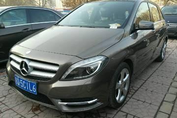 奔驰 B级 2012款 1.6T 自动 B200