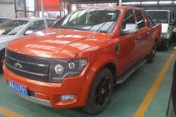 卡威 K1 2014款 3.2T 手动 舒适型四驱 柴油