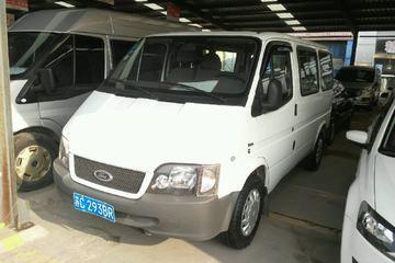 福特 全顺经典 2007款 2.8T 手动 普通型短轴低顶5-8座 柴油