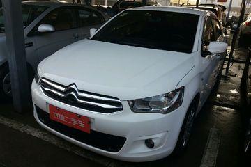 雪铁龙 爱丽舍三厢 2014款 1.6 手动 时尚型 CNG油气混合