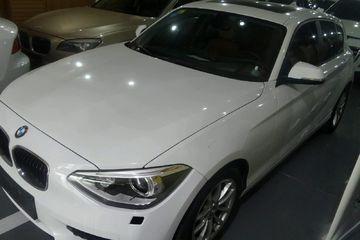 宝马 1系两厢五门版 2013款 1.6T 自动 118i领先版 改款