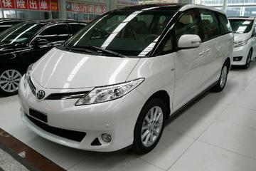 丰田 普瑞维亚 2012款 2.4 自动 标准版7座前驱
