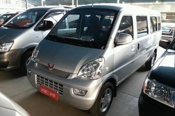 五菱 荣光 2012款 1.5 手动 加长标准型4-9座