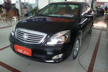 吉利汽车 SC7 2011款 1.5 手动 新锐版舒适型