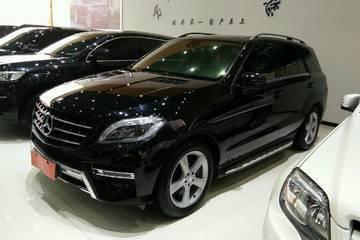奔驰 ML级 2014款 3.0T 自动 ML400动感型四驱