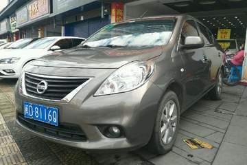 日产 阳光 2011款 1.5 自动 XE舒适版
