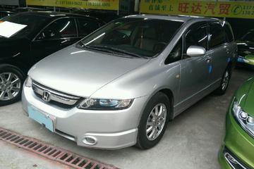 本田 奥德赛 2007款 2.4 自动 豪华型
