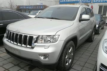 Jeep 大切诺基 2011款 3.6 自动 经典版