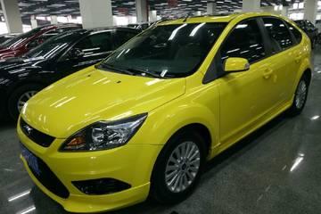 福特 福克斯两厢 2013款 1.8 自动 经典时尚型