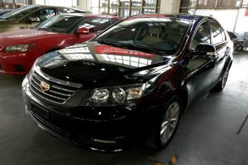 吉利汽车 EC7经典两厢 2013款 1.8 自动 尊贵型