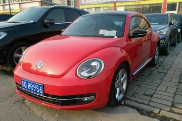 大众 甲壳虫 2013款 1.4T 自动 舒适型
