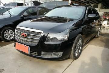 吉利汽车 EC8 2011款 2.0 手动 舒适型