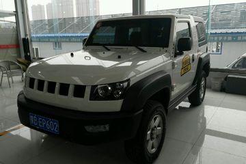 北京 北京40 2014款 2.4 手动 穿越版四驱