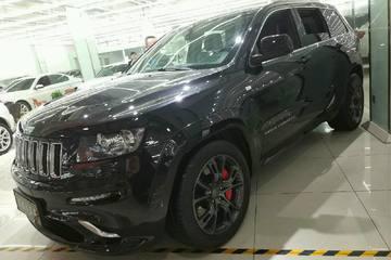 Jeep 大切诺基 SRT 2013款 6.4 自动 炫黑版SRT8