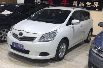 丰田 逸致 2012款 1.8 自动 V至尊版5座