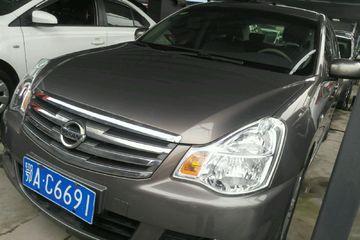 日产 轩逸 2009款 1.6 自动 XL豪华天窗版