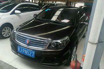 吉利汽车 金刚三厢 2016款 1.5 手动 精英型 国V