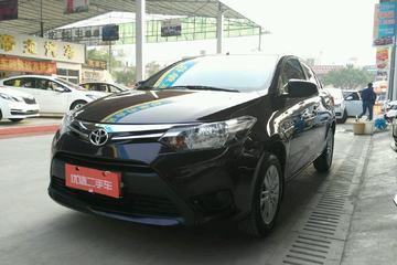 丰田 威驰 2014款 1.5 手动 智臻版