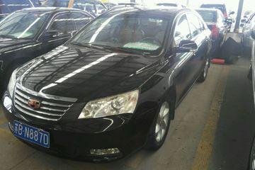 吉利汽车 EC7经典三厢 2010款 1.8 手动 尊贵型