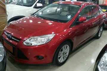 福特 福克斯三厢 2012款 1.6 自动 舒适型
