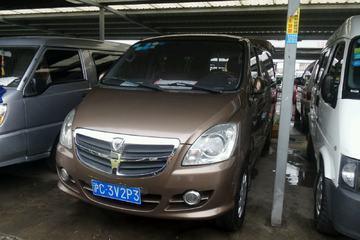 福田 蒙派克 2007款 2.8T 手动 M财富快车标准型长轴6座DL 柴油