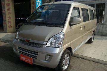 五菱 荣光 2012款 1.2 手动 加长标准型4-9座