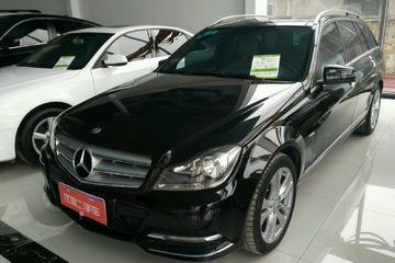 奔驰 C级旅行车 2011款 1.8T 自动 C200时尚版
