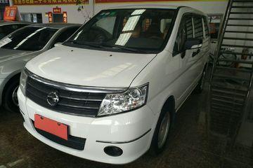 东风 帅客 2010款 1.6 手动 实用型7座