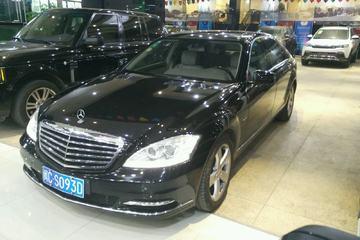 奔驰 S级 2010款 3.5 自动 S400L 油电混合