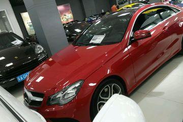 奔驰 E级Coupe 2014款 2.0T 自动 E200