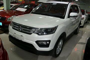 长安商用 CX70 2016款 1.6 手动 精英型