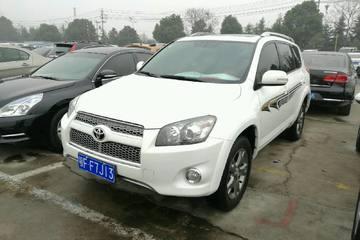 丰田 RAV4 2012款 2.0 自动 炫装版四驱