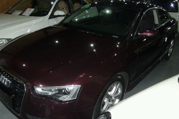 奥迪 A5-Coupe 2014款 2.0T 自动 45TFSI风尚版