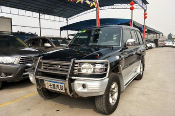 猎豹汽车 黑金刚 2005款 2.4 手动 L标准型四驱