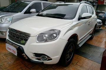 吉利汽车 全球鹰GX7 2013款 1.8 手动 尊贵型