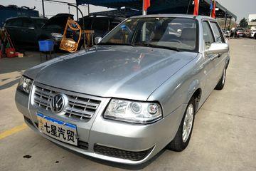 大众 桑塔纳 2007款 1.8 手动 AFE CNG油气混合